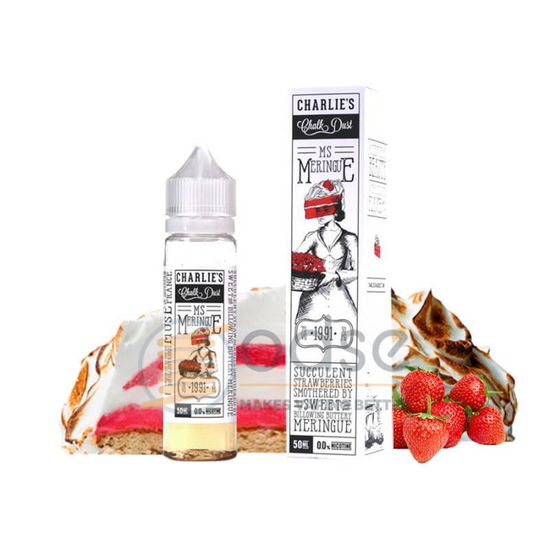 MS. MERINGUE AROMA MEDIA CONCENTRAZIONE CHARLIE'S CHALK DUST - Cremosi