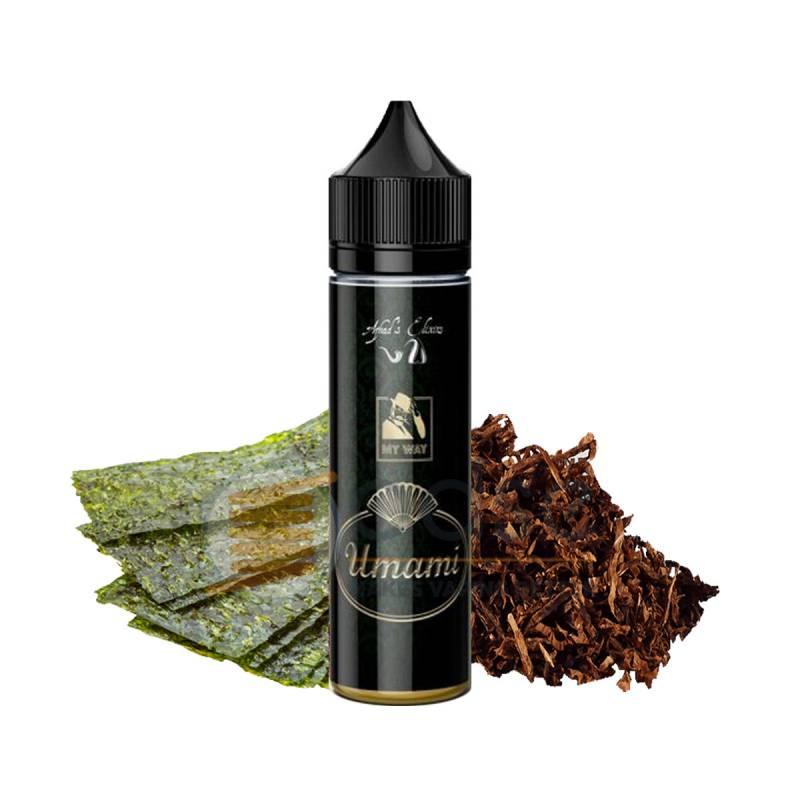 UMAMI PREMIX MY WAY AZHAD'S ELIXIRS - Tabaccosi