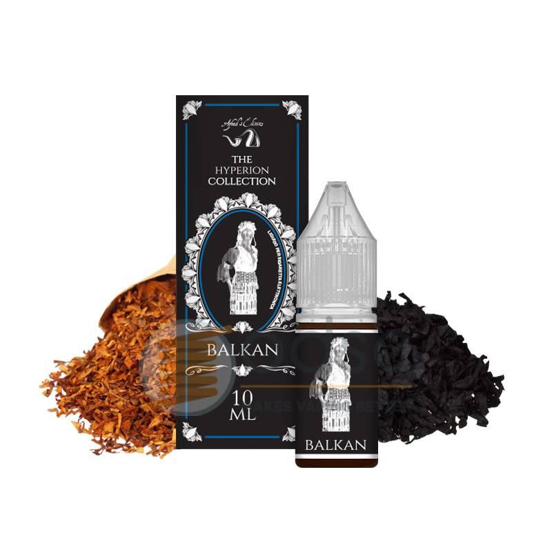 BALKAN LIQUIDO HYPERION AZHAD'S ELIXIRS 10 ML - Tabaccosi