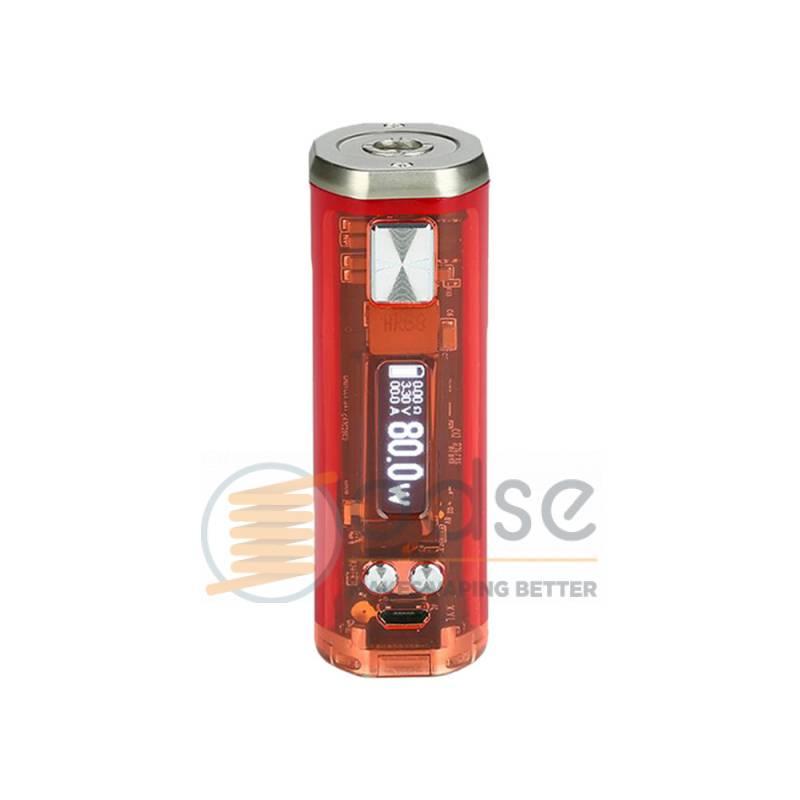 SINUOUS V80 BOX WISMEC - BATTERIA ESTERNA