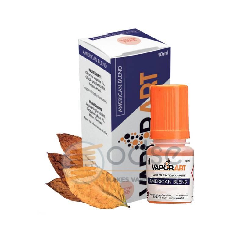 AMERICAN BLEND LIQUIDO VAPORART 10 ML - Tabaccosi