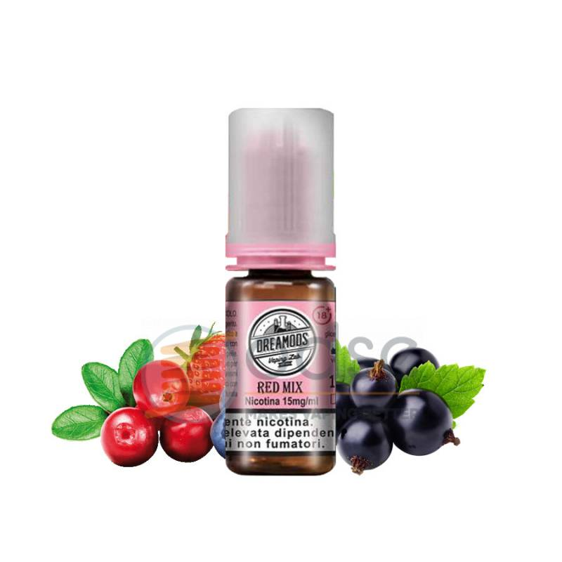 RED MIX N°17 LIQUIDO DREAMODS 10 ML - Freschi
