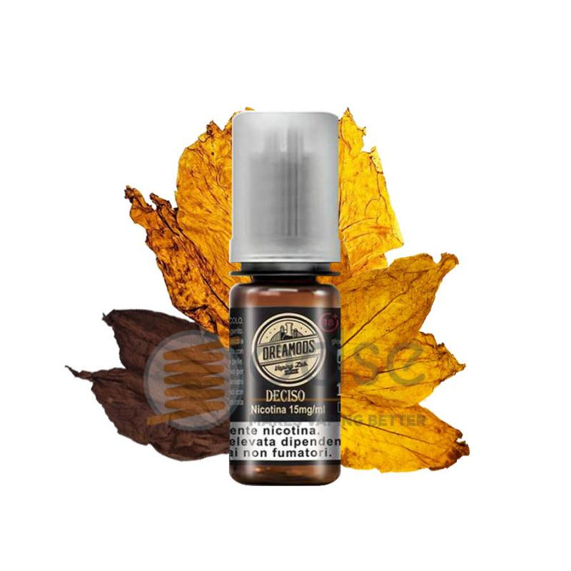 DECISO N°22 LIQUIDO DREAMODS 10 ML - Tabaccosi