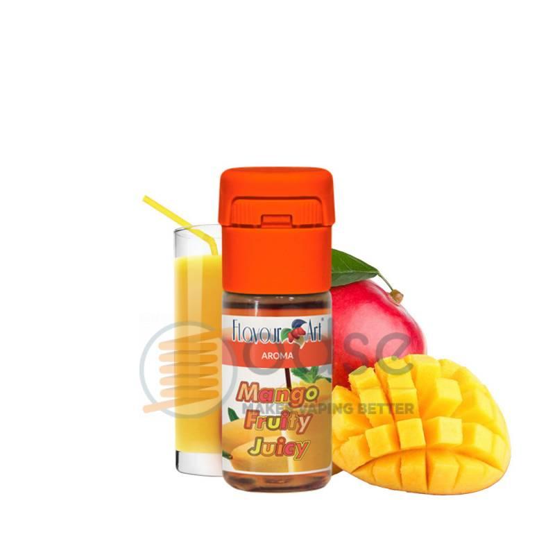 MANGO FRUITY JUICY AROMA FLAVOURART - Fruttati