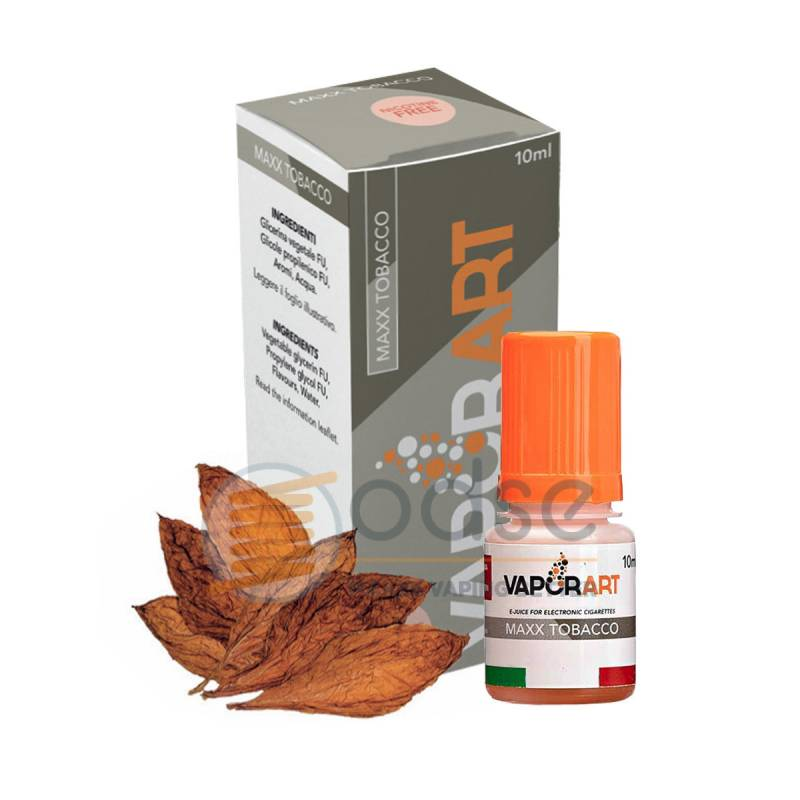 MAXX TOBACCO LIQUIDO VAPORART 10 ML - Tabaccosi
