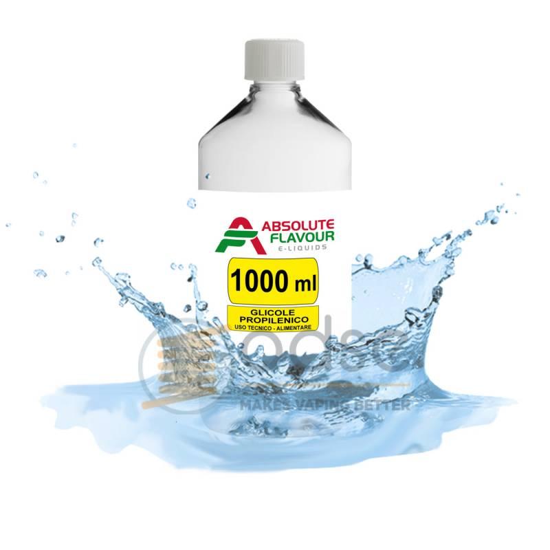 GLICOLE PROPILENICO ABSOLUTE FLAVOUR 1000 ML - Basi