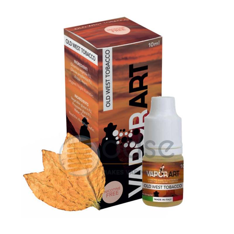 OLD WEST TOBACCO LIQUIDO VAPORART 10 ML - Tabaccosi