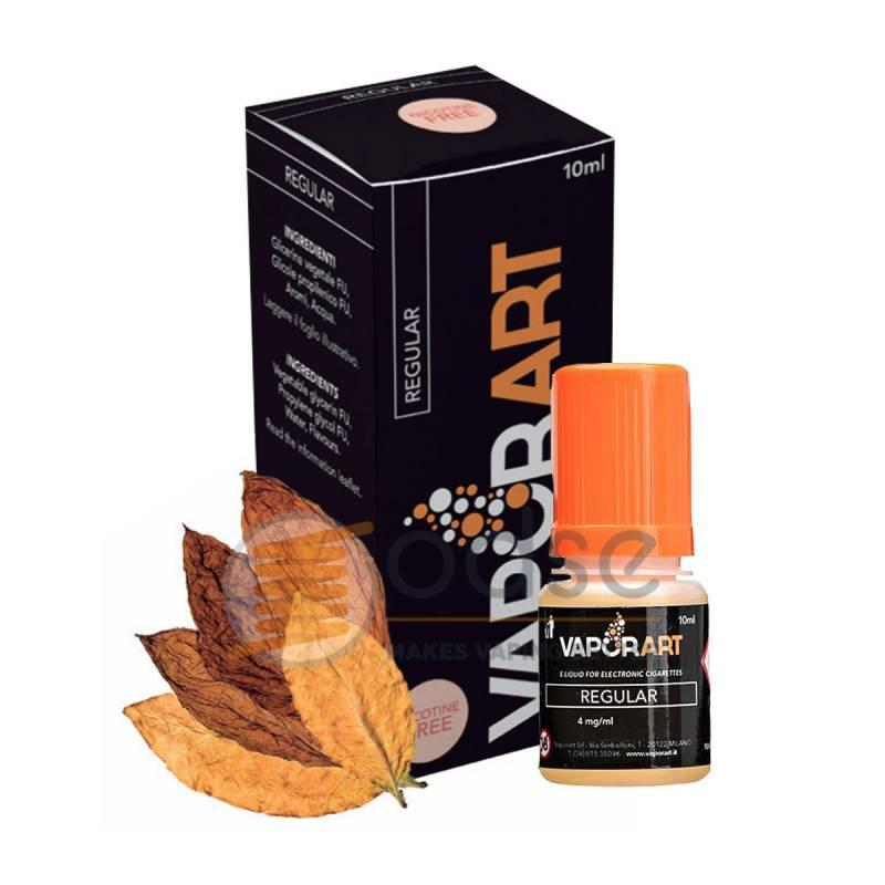 REGULAR BLACK EDITION LIQUIDO VAPORART 10 ML - Tabaccosi