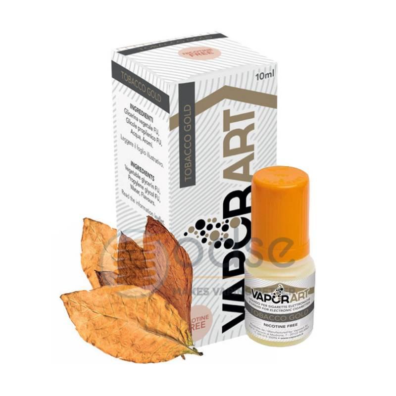 TOBACCO GOLD LIQUIDO VAPORART 10 ML - Tabaccosi