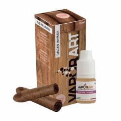 TUSCAN HAVANA LIQUIDO VAPORART 10 ML - Tabaccosi