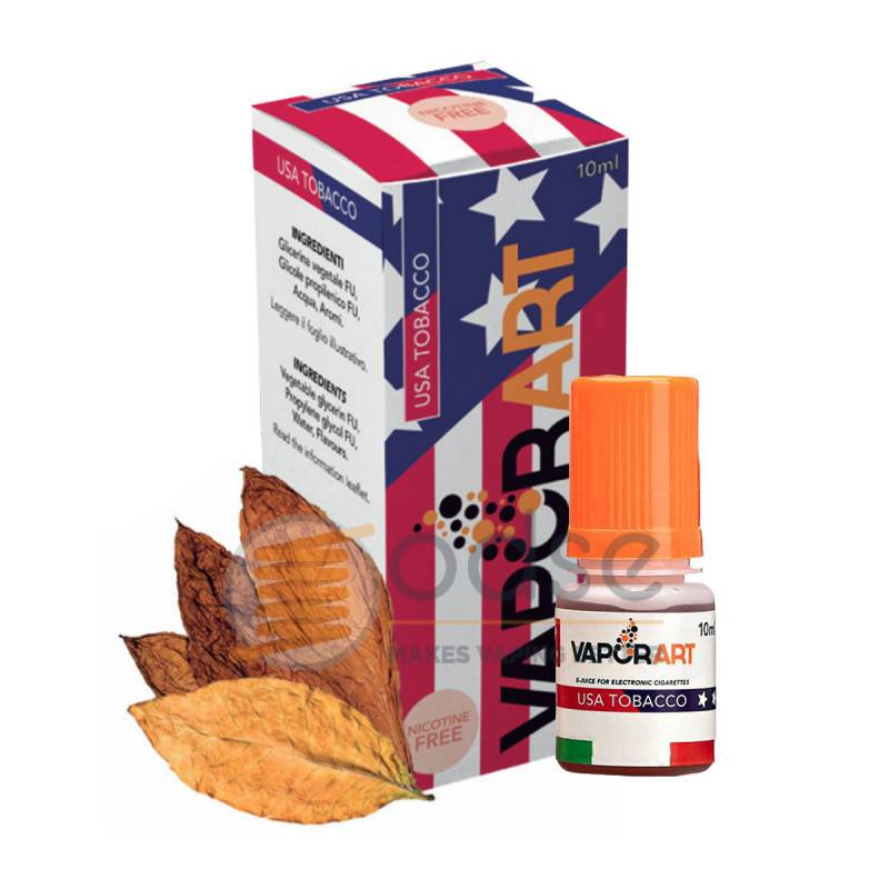 U.S.A. TOBACCO LIQUIDO VAPORART 10 ML - Tabaccosi