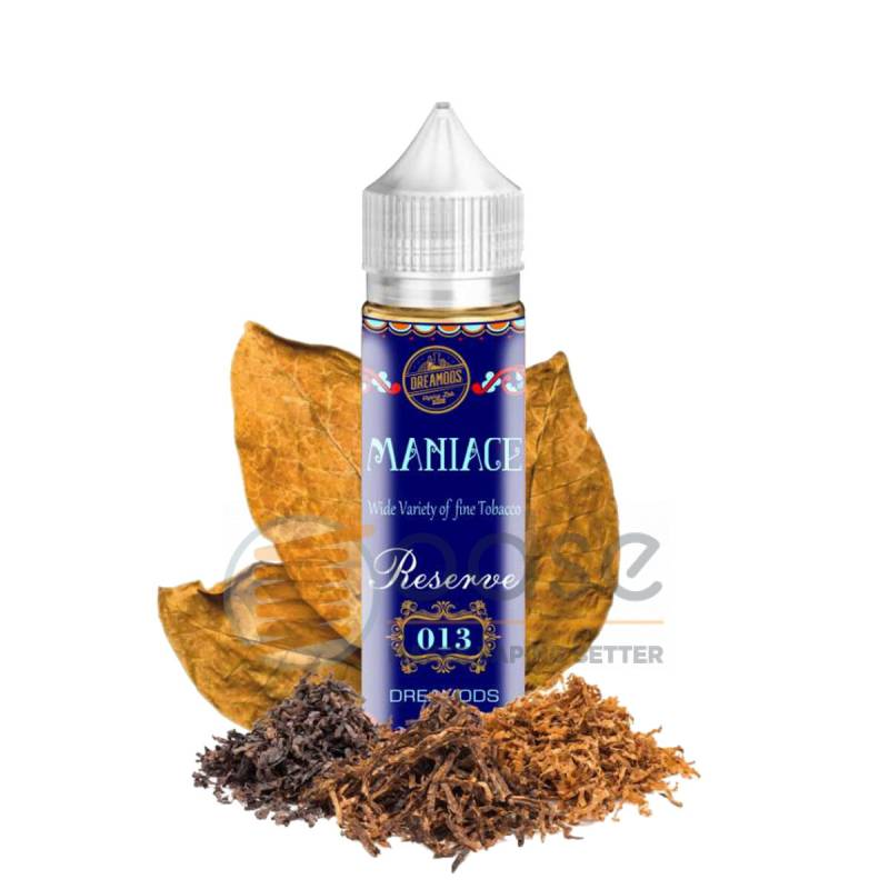 MANIACE SHOT TABACCO RESERVE DREAMODS - Tabaccosi