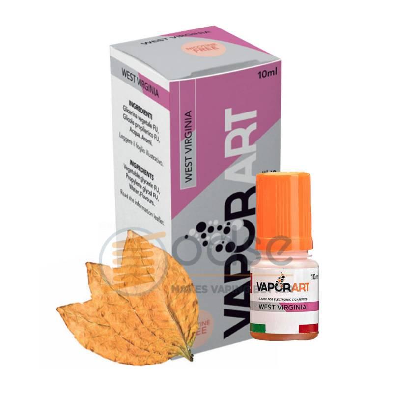 WEST VIRGINIA LIQUIDO VAPORART 10 ML - Tabaccosi