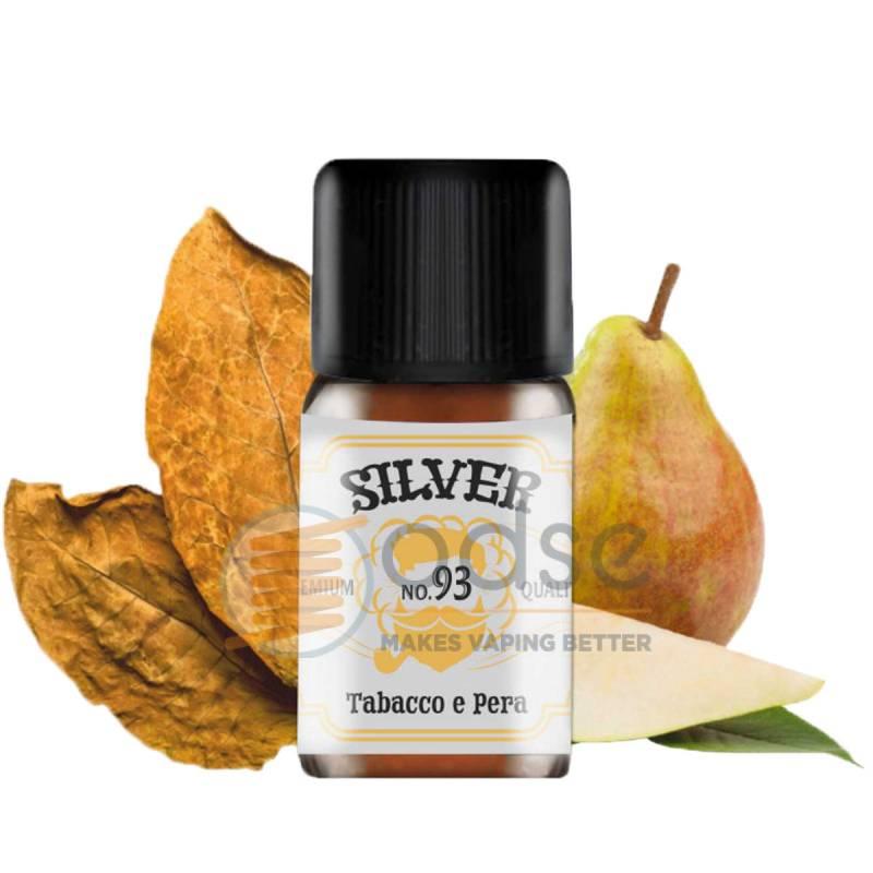 SILVER N°93 AROMA PREMIUM TABACCO DREAMODS - Tabaccosi