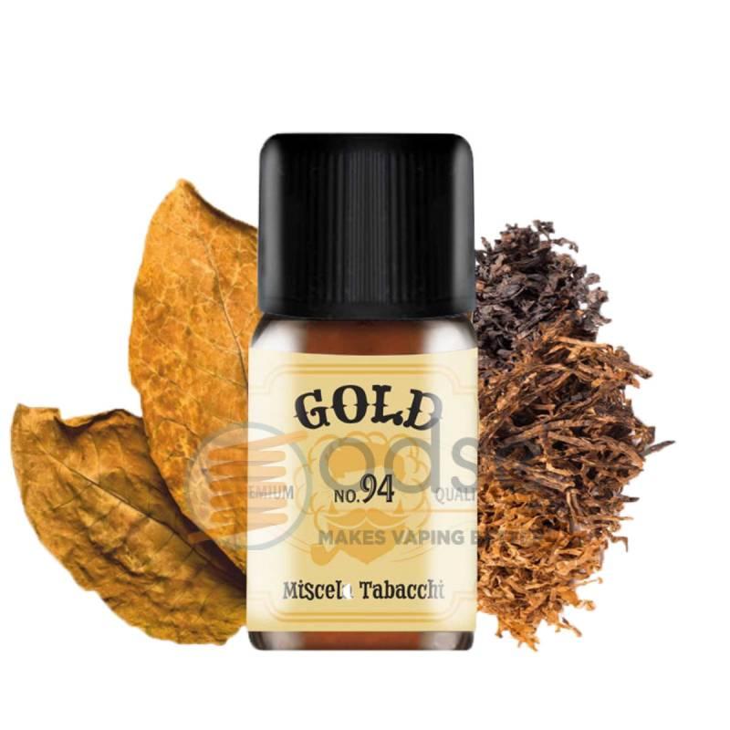 GOLD N°94 AROMA PREMIUM TABACCO DREAMODS - Tabaccosi