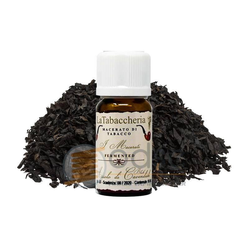 ASSOLO DI BLACK CAVENDISH AROMA MACERATO LA TABACCHERIA - Tabaccosi