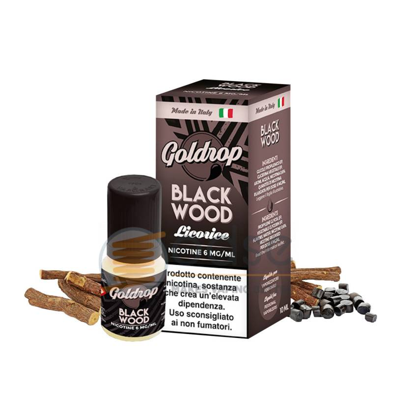BLACKWOOD LIQUIDO GOLDROP 10 ML - PRONTI