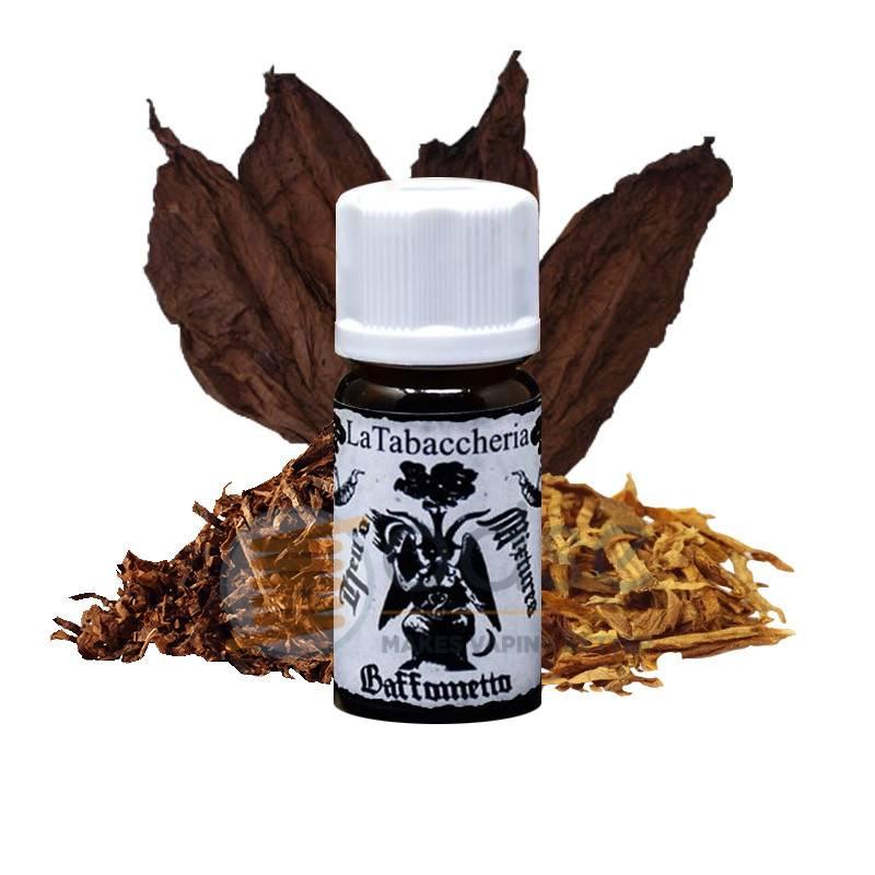 BAFFOMETTO AROMA HELL'S MIXTURES LA TABACCHERIA - Tabaccosi