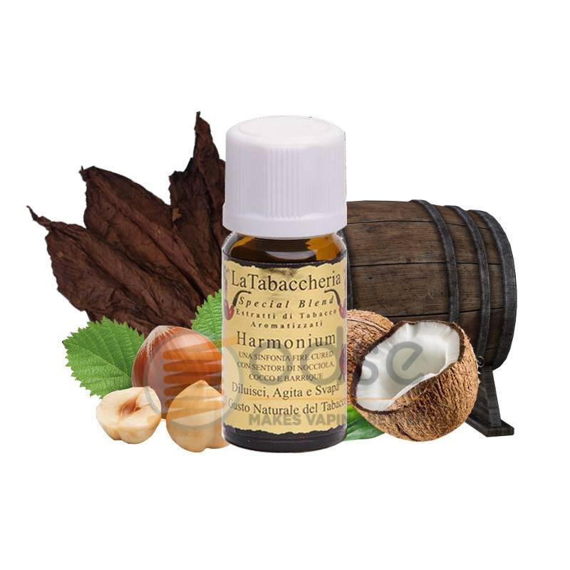 HARMONIUM AROMA SPECIAL BLEND LA TABACCHERIA - Tabaccosi