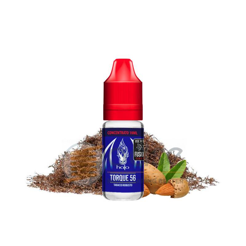 TORQUE56 AROMA BLUE SERIES HALO - Tabaccosi