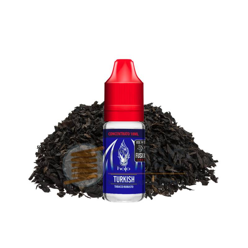 TURKISH AROMA BLUE SERIES HALO - Tabaccosi