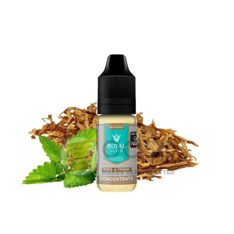 COOL & FRESH AROMA ROYAL SEVEN - Tabaccosi