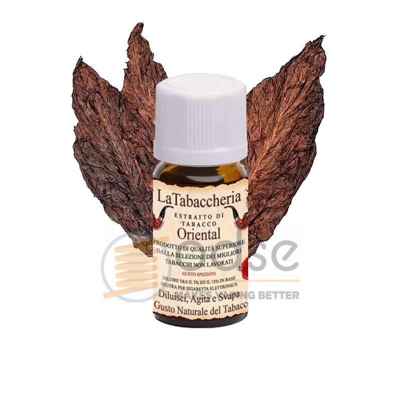 ORIENTAL AROMA ESTRATTO LA TABACCHERIA - Tabaccosi
