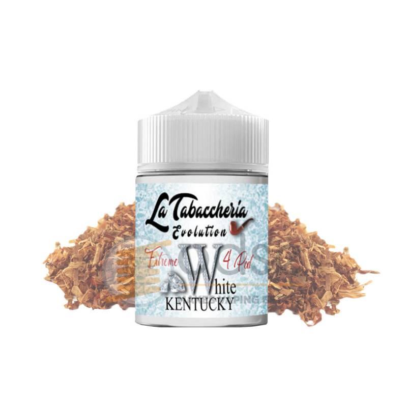 WHITE KENTUCKY SHOT EXTREME 4POD LA TABACCHERIA - Tabaccosi