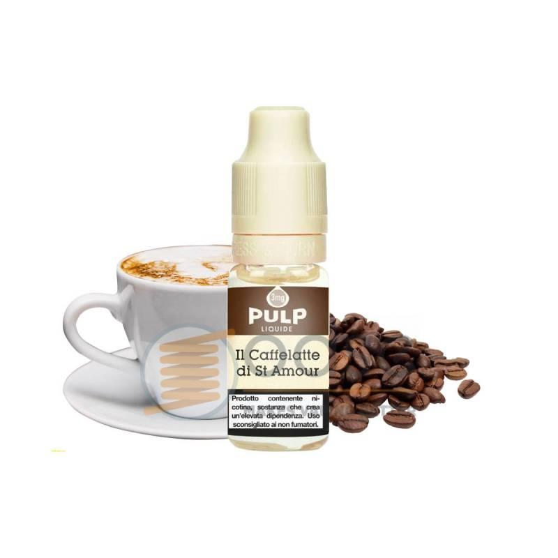 IL CAFFELATTE DI ST AMOUR LIQUIDO PULP 10 ML - Cremosi
