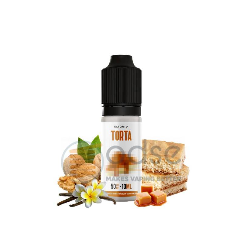 TORTA LIQUIDO PRIME THE FUU 10 ML - Cremosi