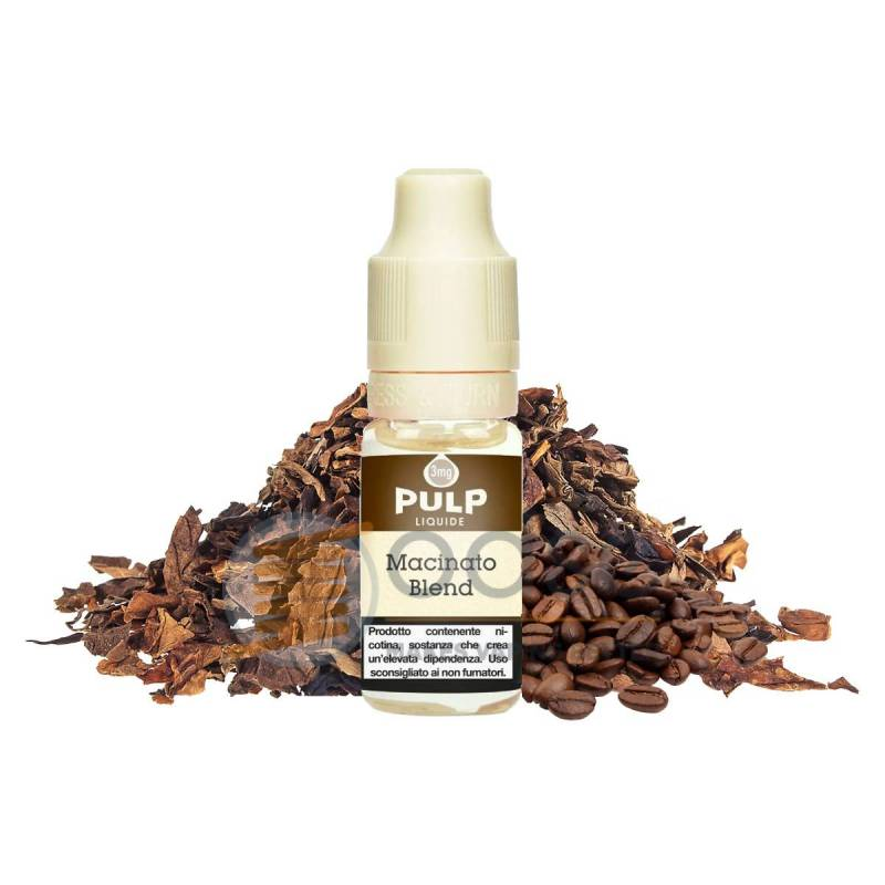 MACINATO BLEND LIQUIDO PULP 10 ML - Tabaccosi