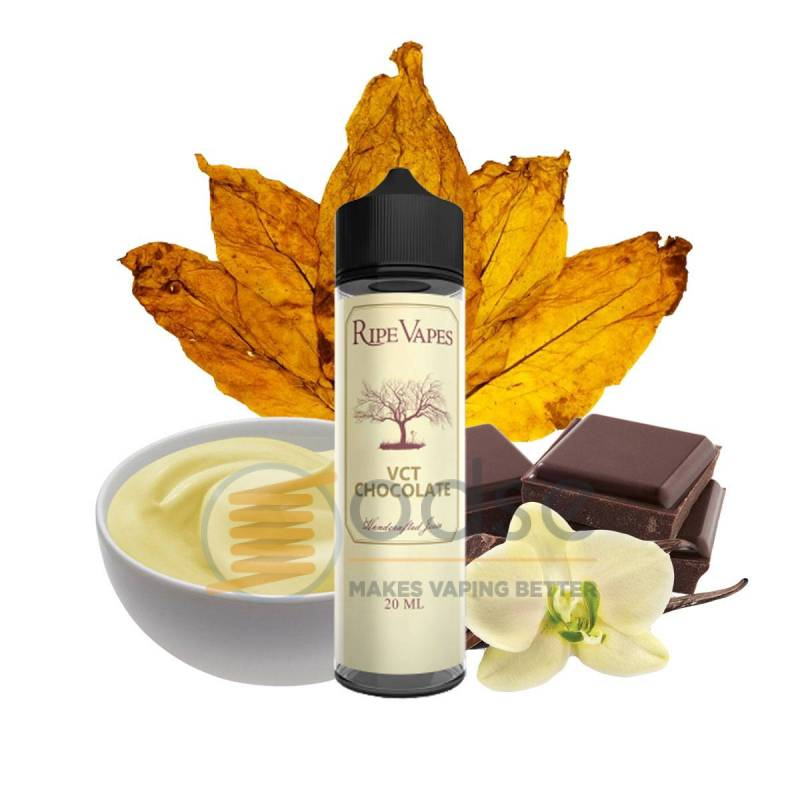 VCT CHOCOLATE SHOT RIPE VAPES - Tabaccosi