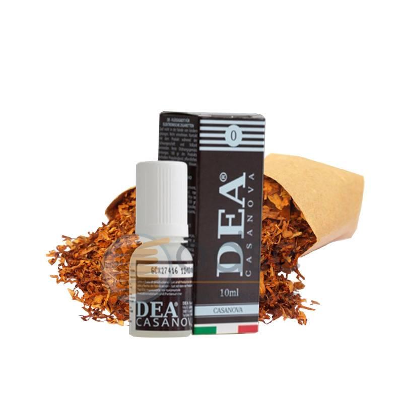 CASANOVA LIQUIDO DEA 10 ML - Tabaccosi