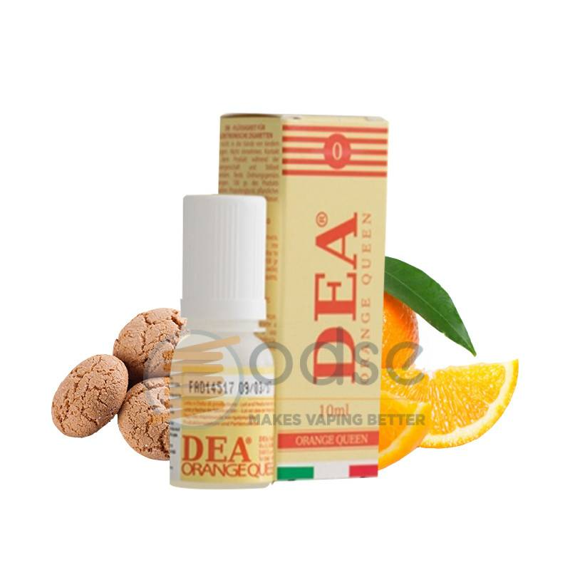 ORANGE QUEEN LIQUIDO DEA 10 ML - Cremosi