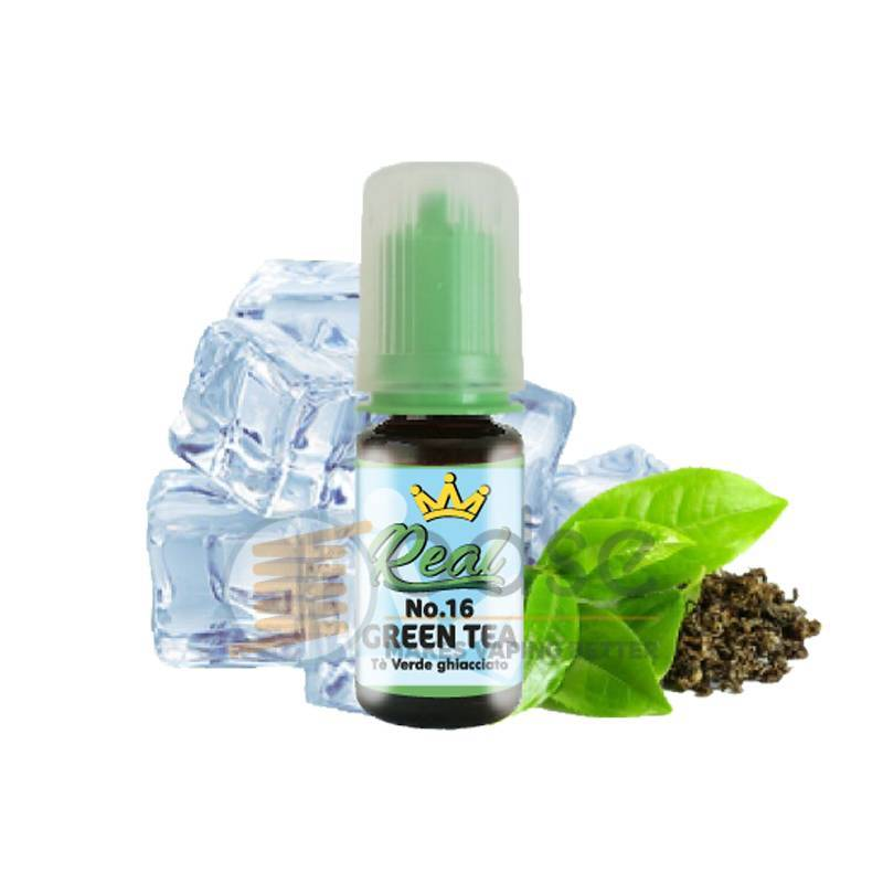 GREEN TEA N°16 AROMA REAL FARMA - Bevande
