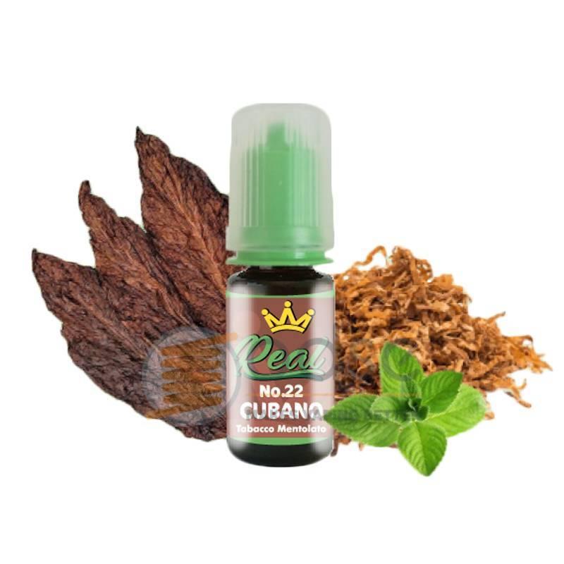 CUBANO N°22 AROMA REAL FARMA - Tabaccosi