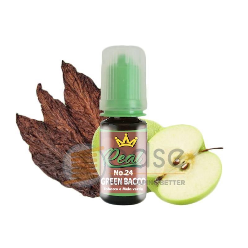 GREEN BACCO N°24 AROMA REAL FARMA - Tabaccosi