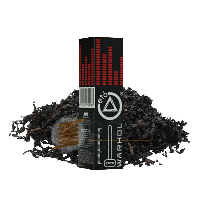 WARHOL LIQUIDO ETÓ DEA 10 ML - Tabaccosi