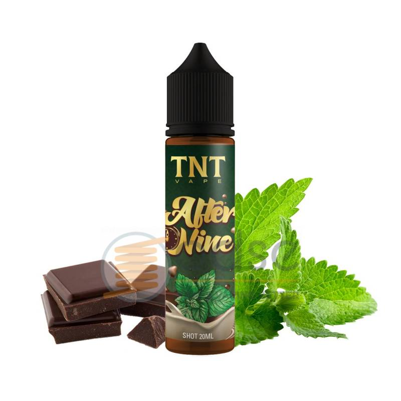 AFTER NINE SHOT PASTRY TNT VAPE - Cremosi