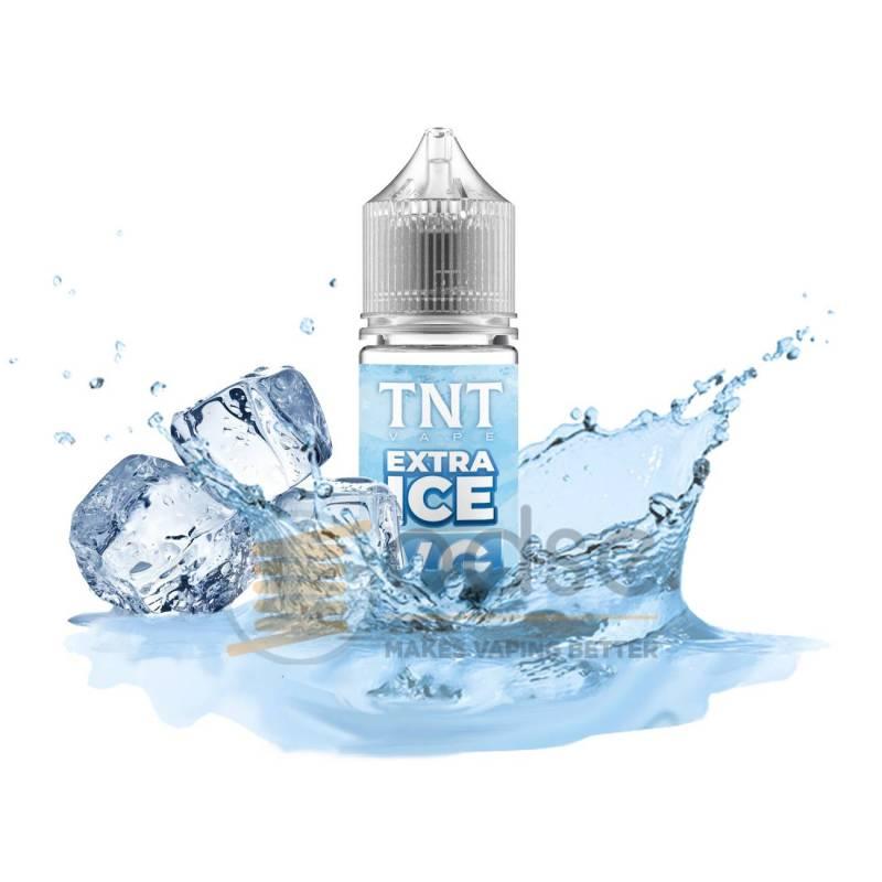 GLICERINA VEGETALE EXTRA ICE TNT VAPE 30 ML - Basi