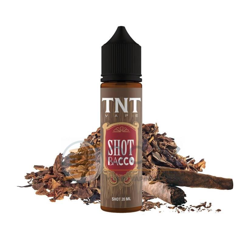 SHOT BACCO SHOT I MAGNIFICI 7 TNT VAPE - Tabaccosi