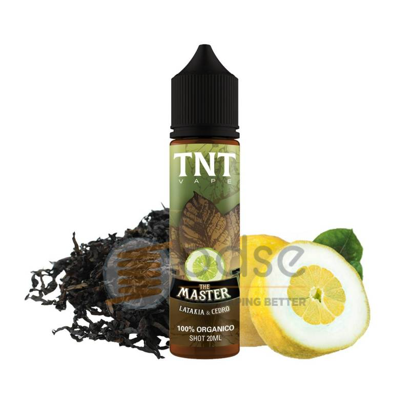 THE MASTER SHOT NOTE TNT VAPE - Tabaccosi
