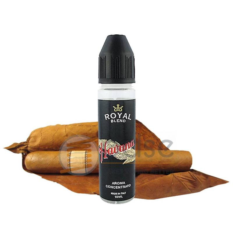 HAVANA SHOT ROYAL BLEND - Tabaccosi