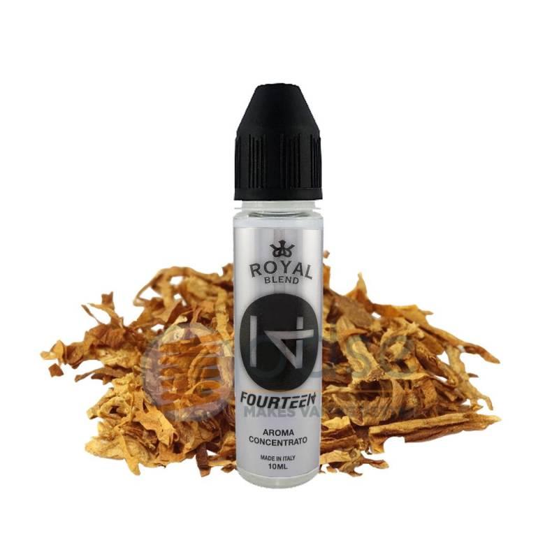 FOURTEEN SHOT ROYAL BLEND - Tabaccosi