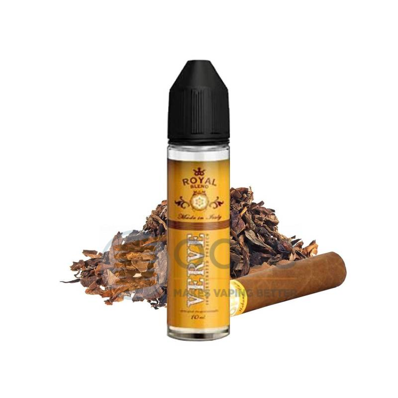 VERVE SHOT ROYAL BLEND - Tabaccosi