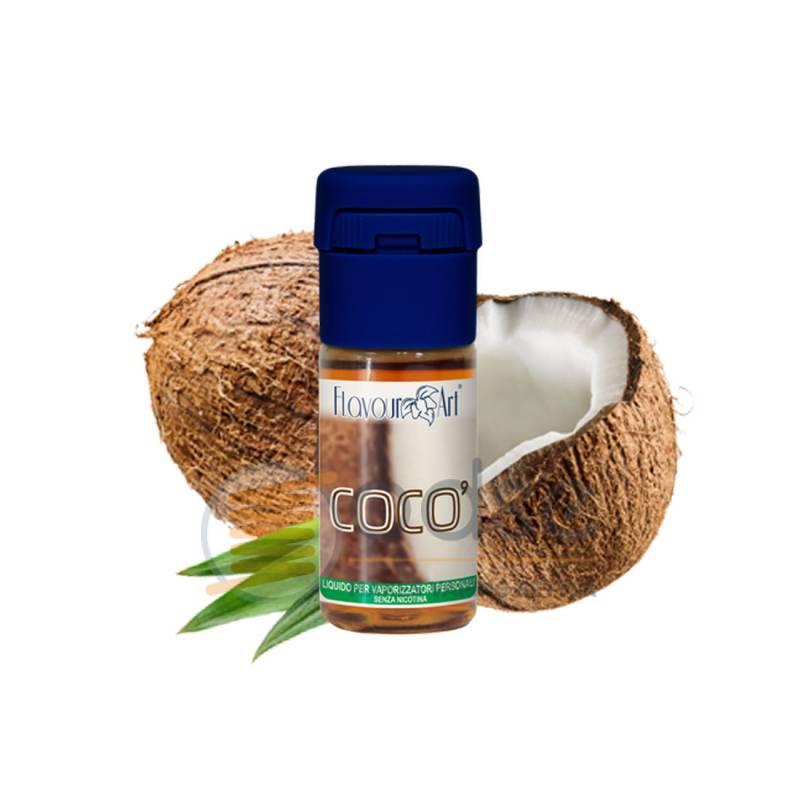 COCO' LIQUIDO FLAVOURART 10 ML - PRONTI