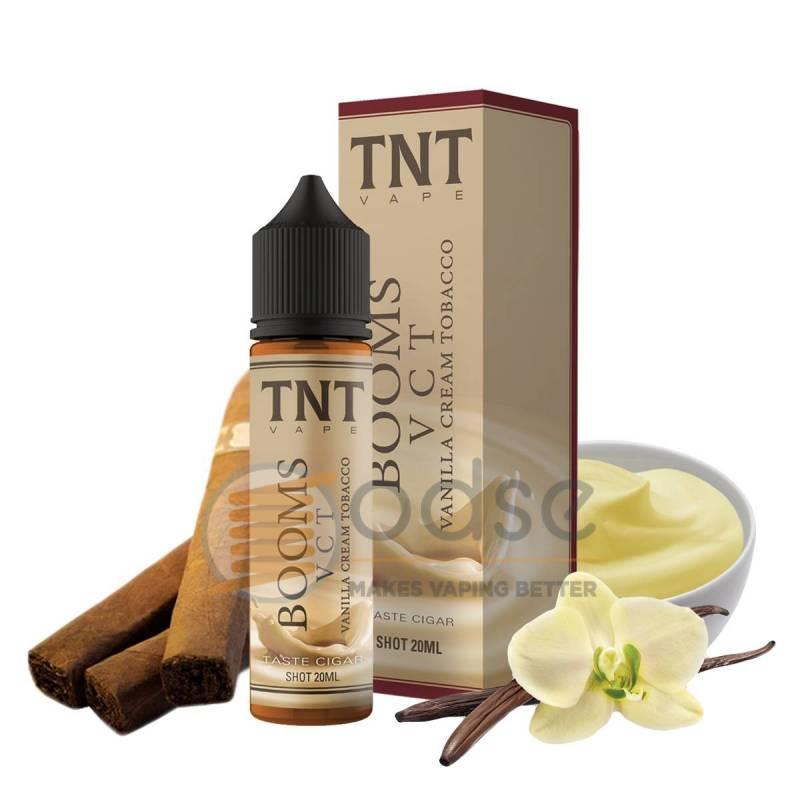 BOOMS VCT SHOT TNT VAPE - Tabaccosi