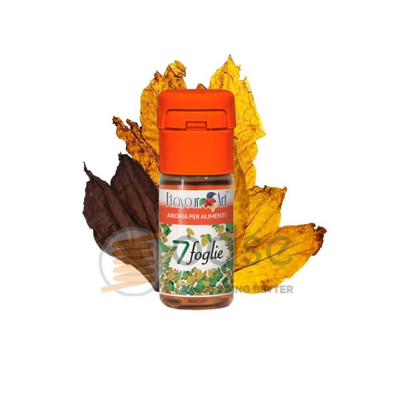 7 FOGLIE AROMA FLAVOURART - Tabaccosi