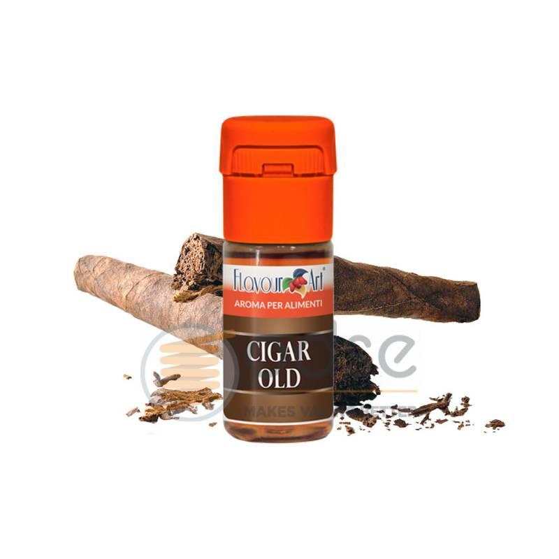CIGAR OLD AROMA FLAVOURART - Tabaccosi