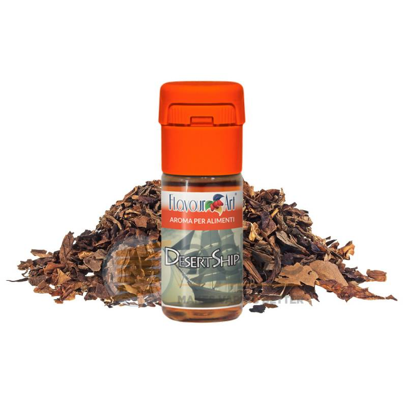 DESERT SHIP AROMA FLAVOURART - Tabaccosi